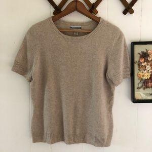 Cashmere Knit Top